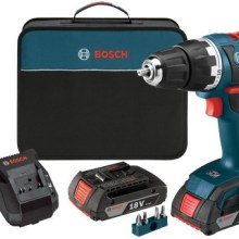 Bosch DDS182-02 18 volts sans brosse